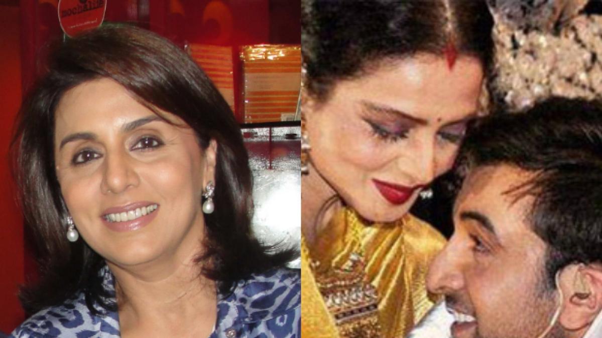 IIFA 2019: Rekha is all praises for Ranbir Kapoor, calls him 'her own'