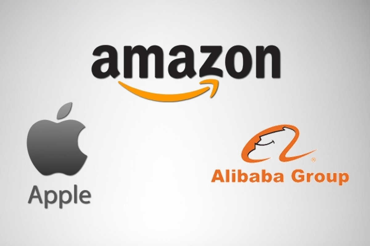 'Amazon, Apple, Alibaba most disruptive firms'