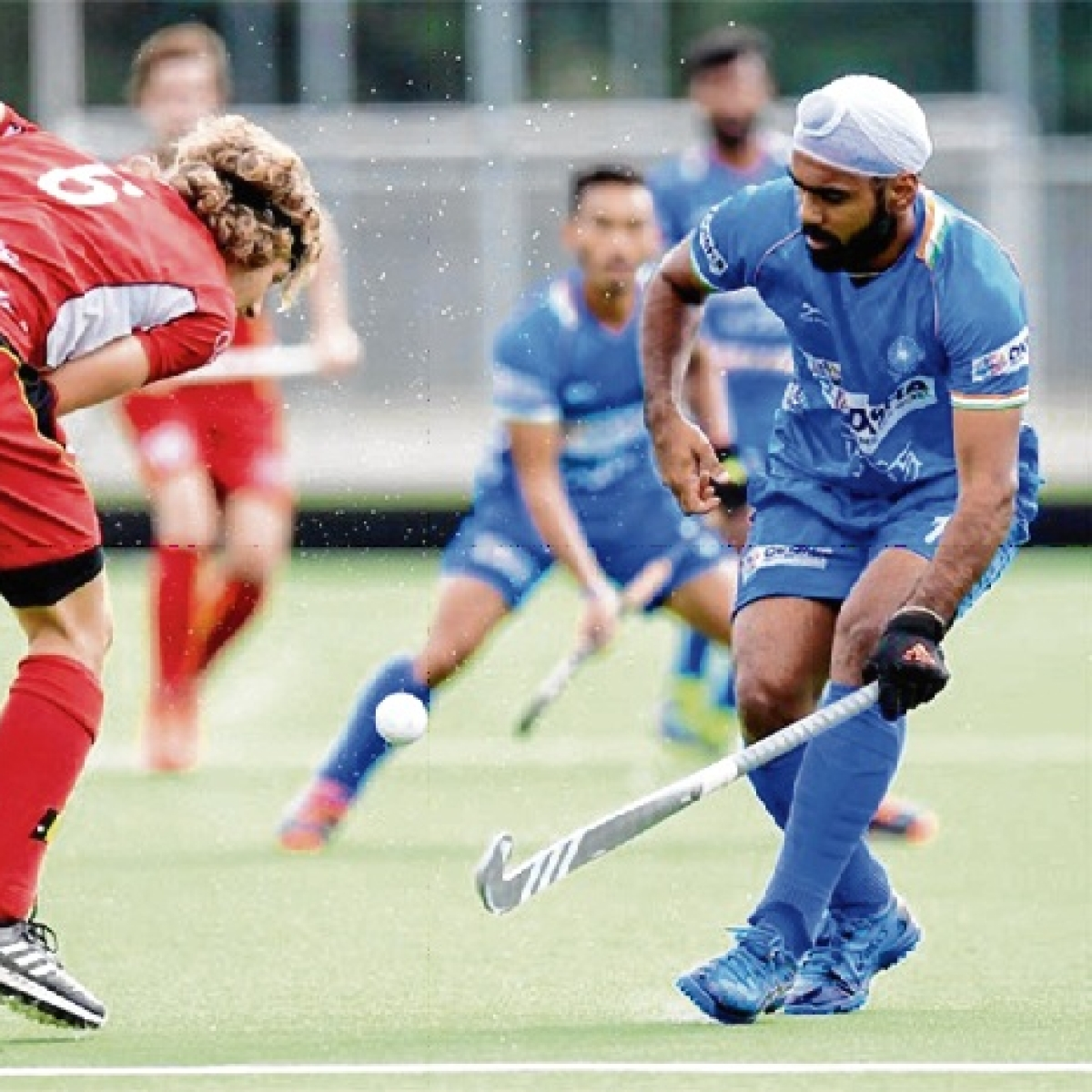 Indian hockey on a roll, register fourth win, beat the world champions 2-1