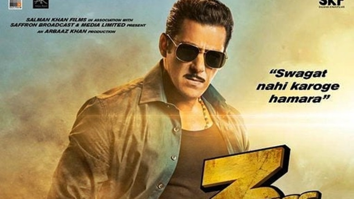 Salman Khan takes a dig at film critics, says 'Dabangg 3' is for them