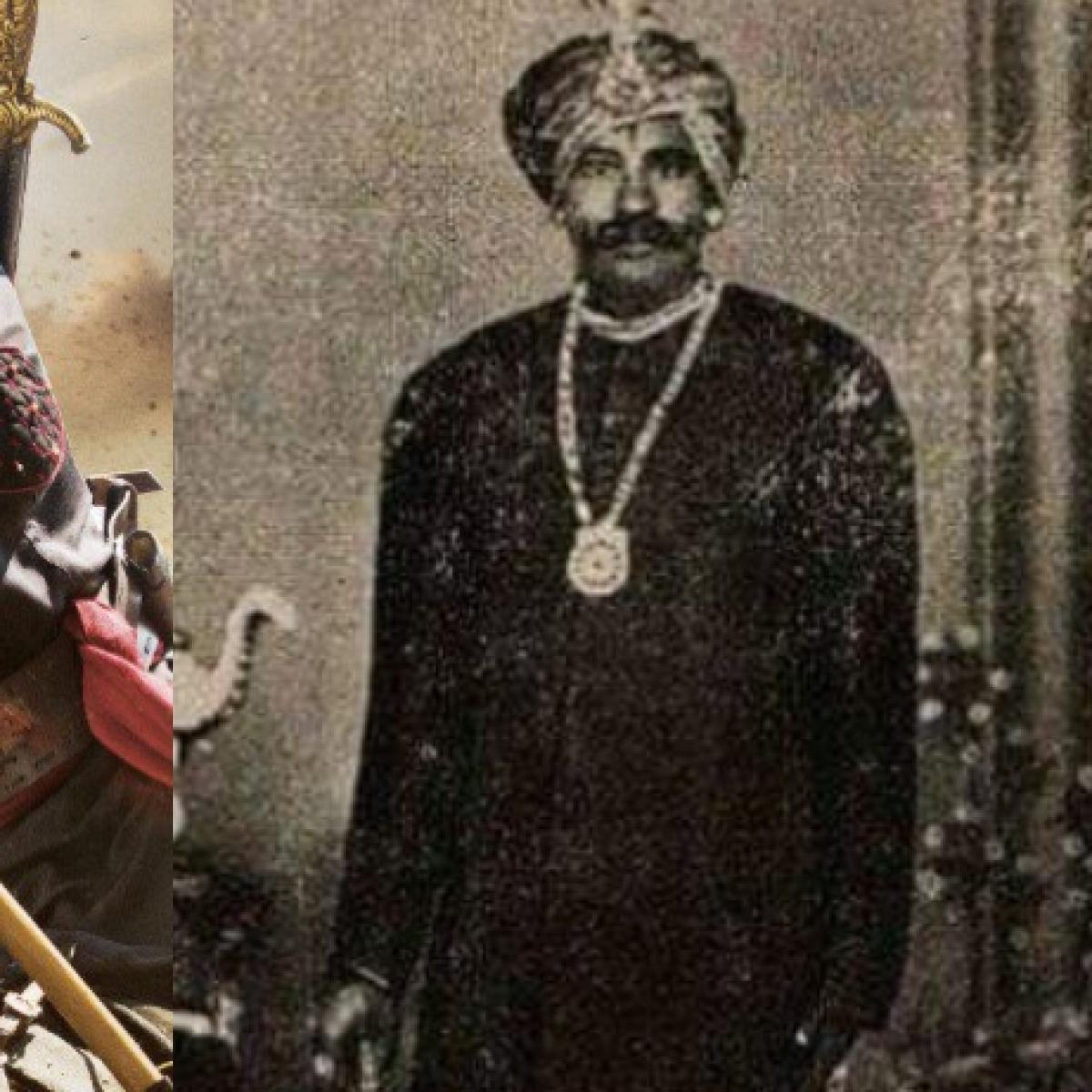 Read the true story of 'Sye Raa' Uyyalawada Narasimha Reddy- First rebel against British