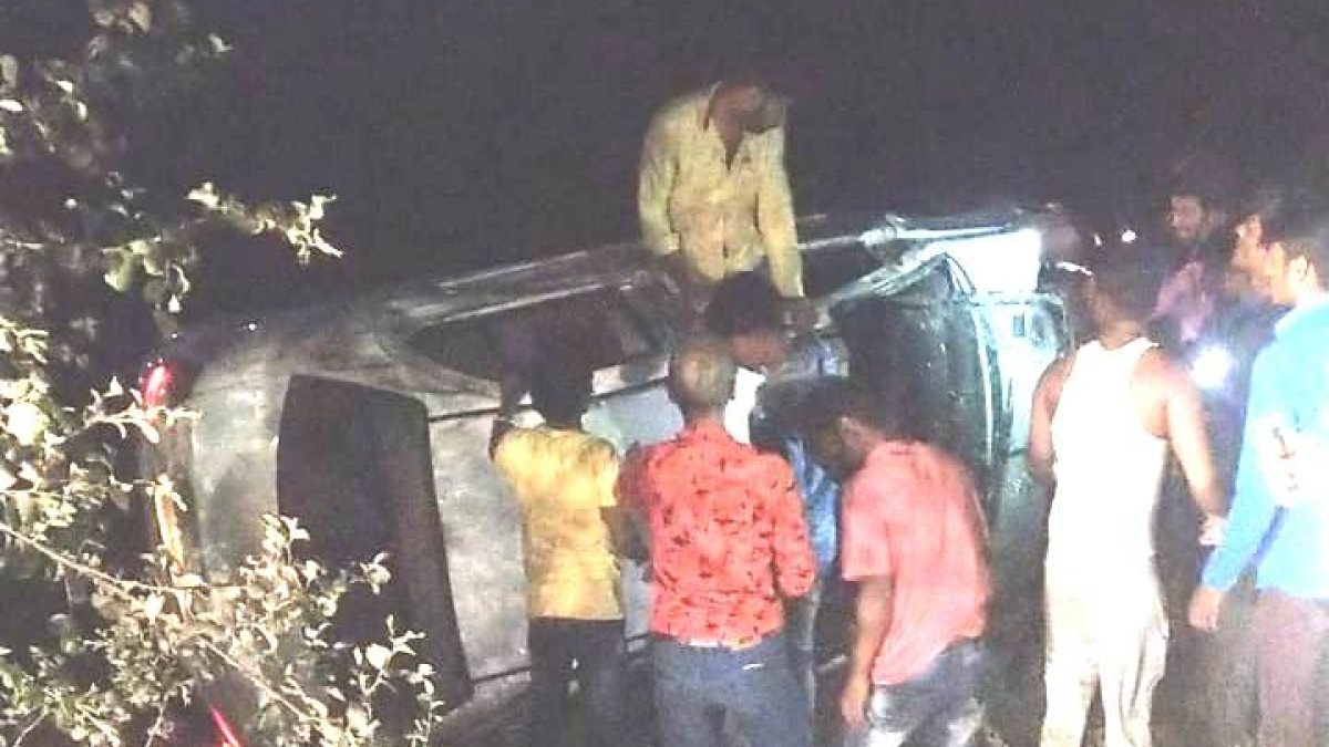 Ujjain: Youth dies in car accident