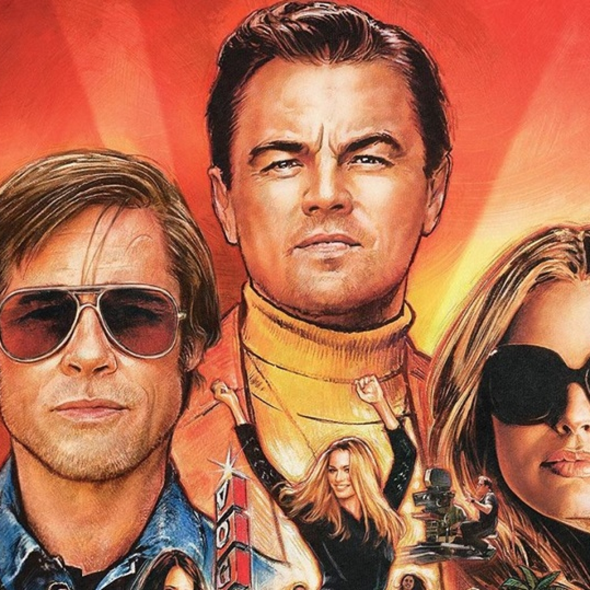 'Once Upon a Time in Hollywood' to re-release in India on February 14