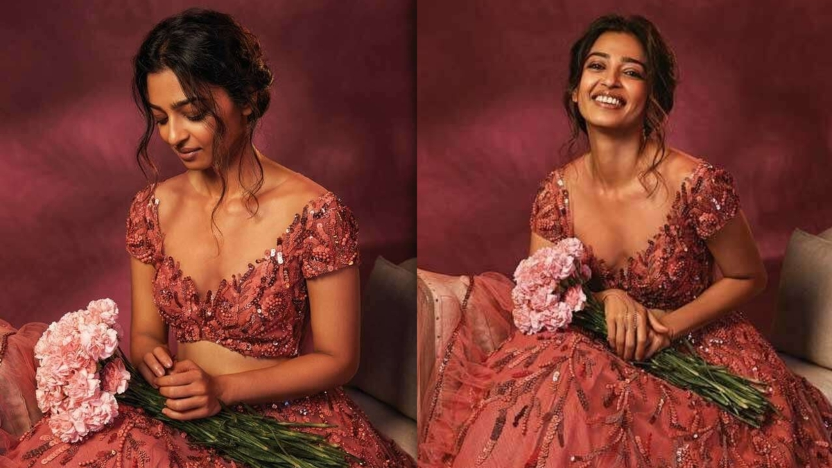Radhika Apte dazzles in 'Shades Of Pink' on latest magazine cover