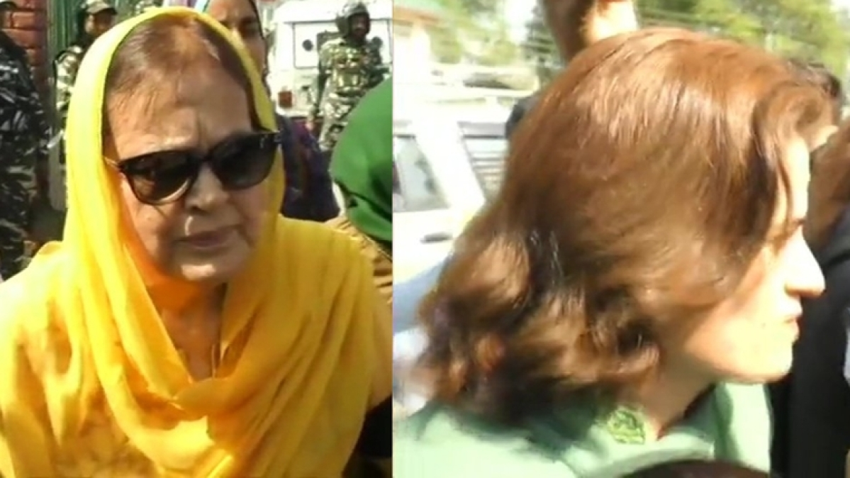 Farooq Abdullah's sister Suraiya, daughter Safiya released on bail