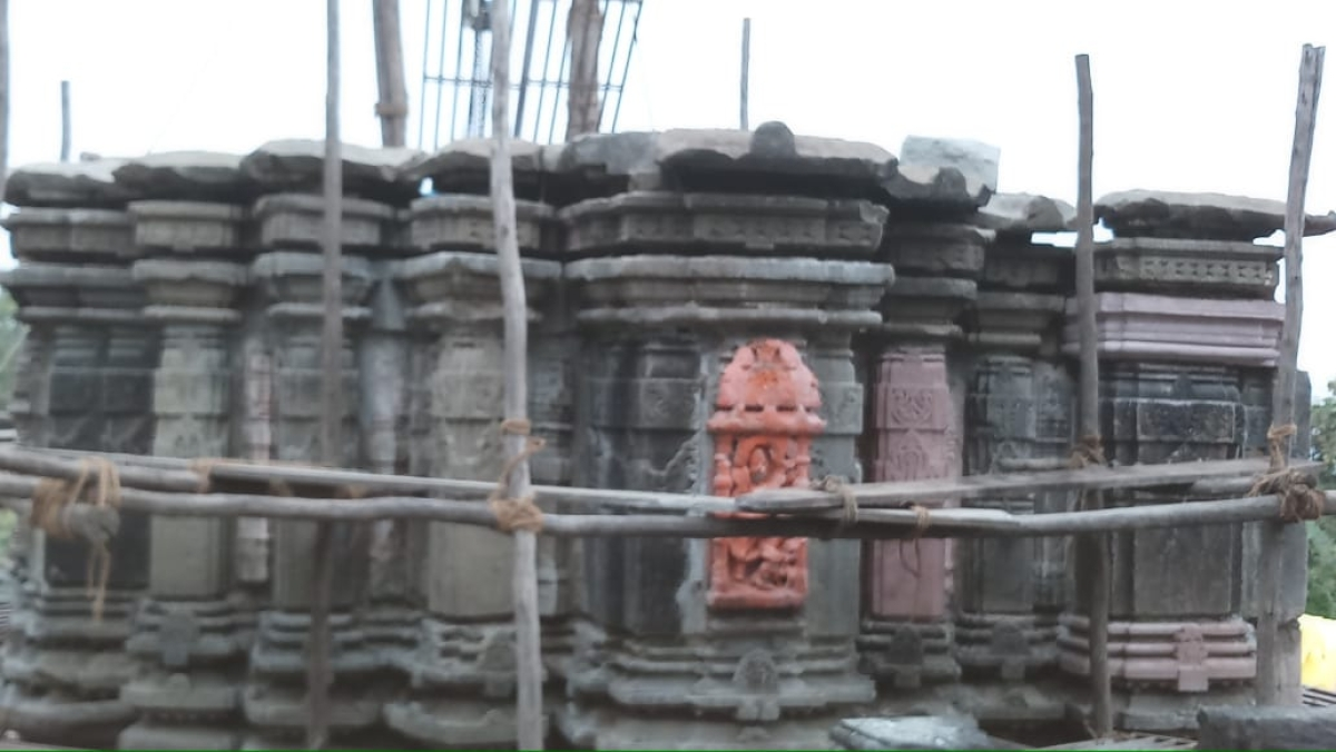 Bhopal: 1,000-yr-old temple to be open for devotees within 2 months