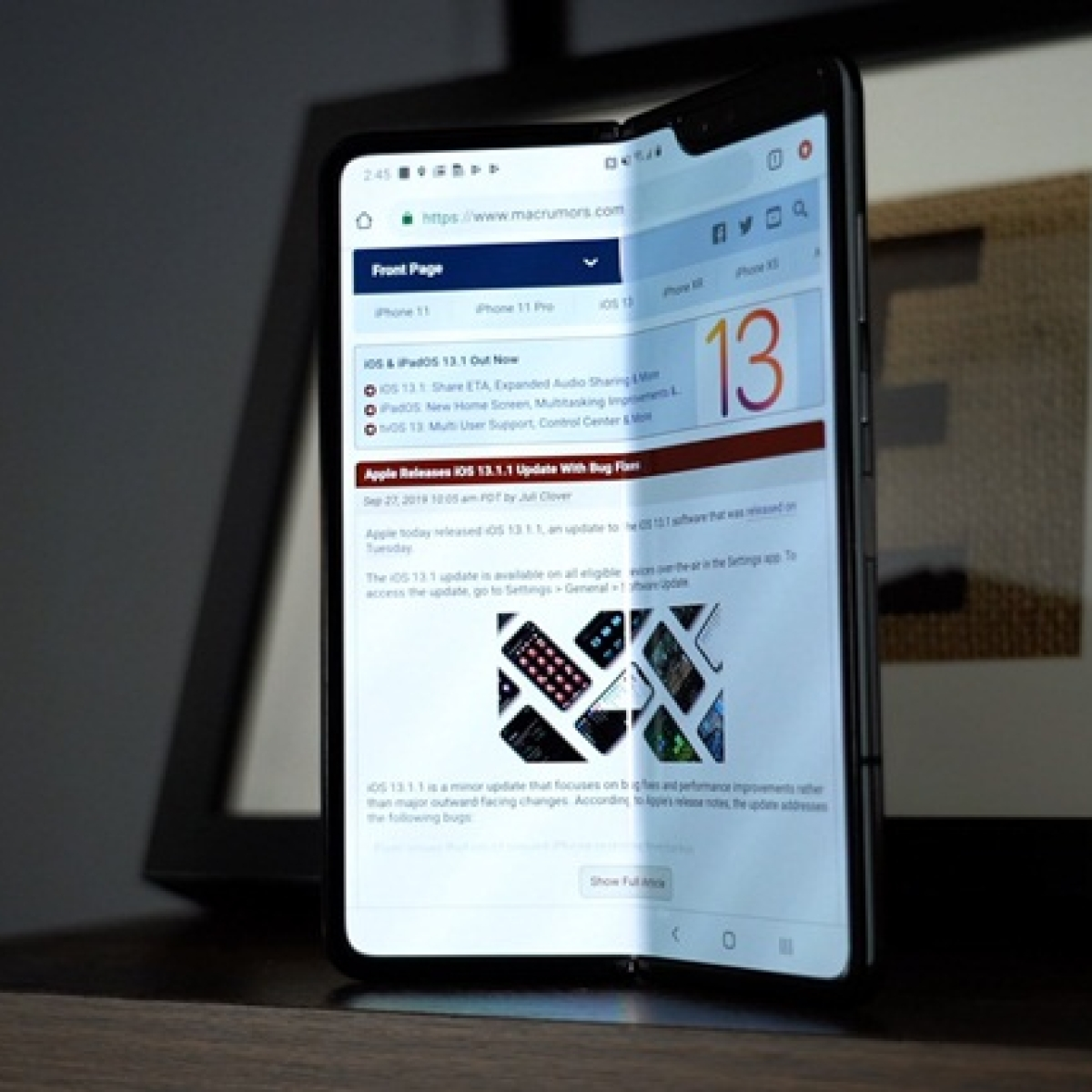 'Galaxy Fold' once again sold out in 30 minutes in India