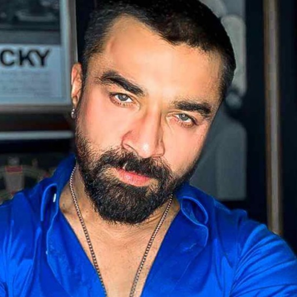 Mumbai: Actor Ajaz Khan sent to police custody till April 24