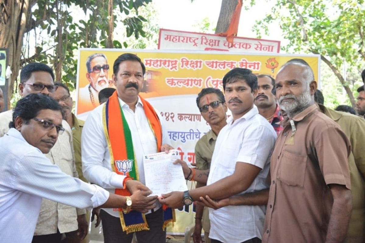 Maharashtra Election 2019 - Kalyan East Assembly Constituency of Mumbai: BJP's Ganpat Kalu Gaikwad wins