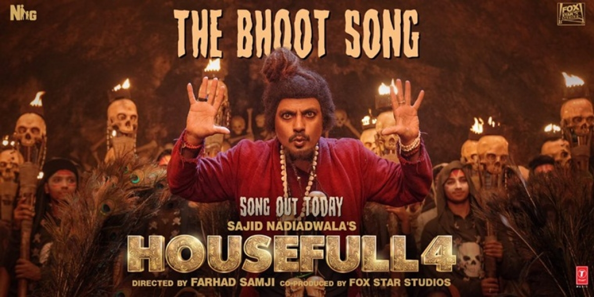 Housefull 4: 'Bhoot Song' featuring Nawazuddin Siddiqui out now