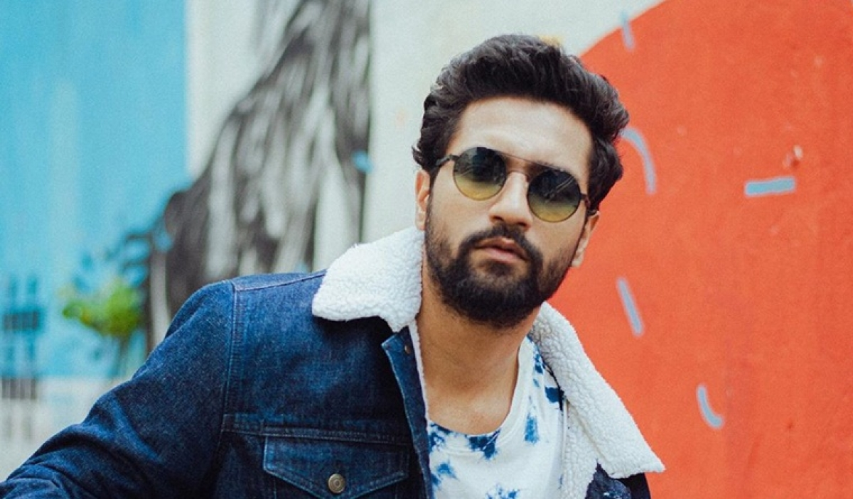 Vicky Kaushal is scared of watching horror films, but is acting in one!