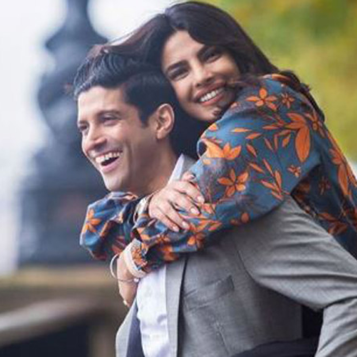 Here's why Priyanka Chopra was scared of Farhan Akhtar