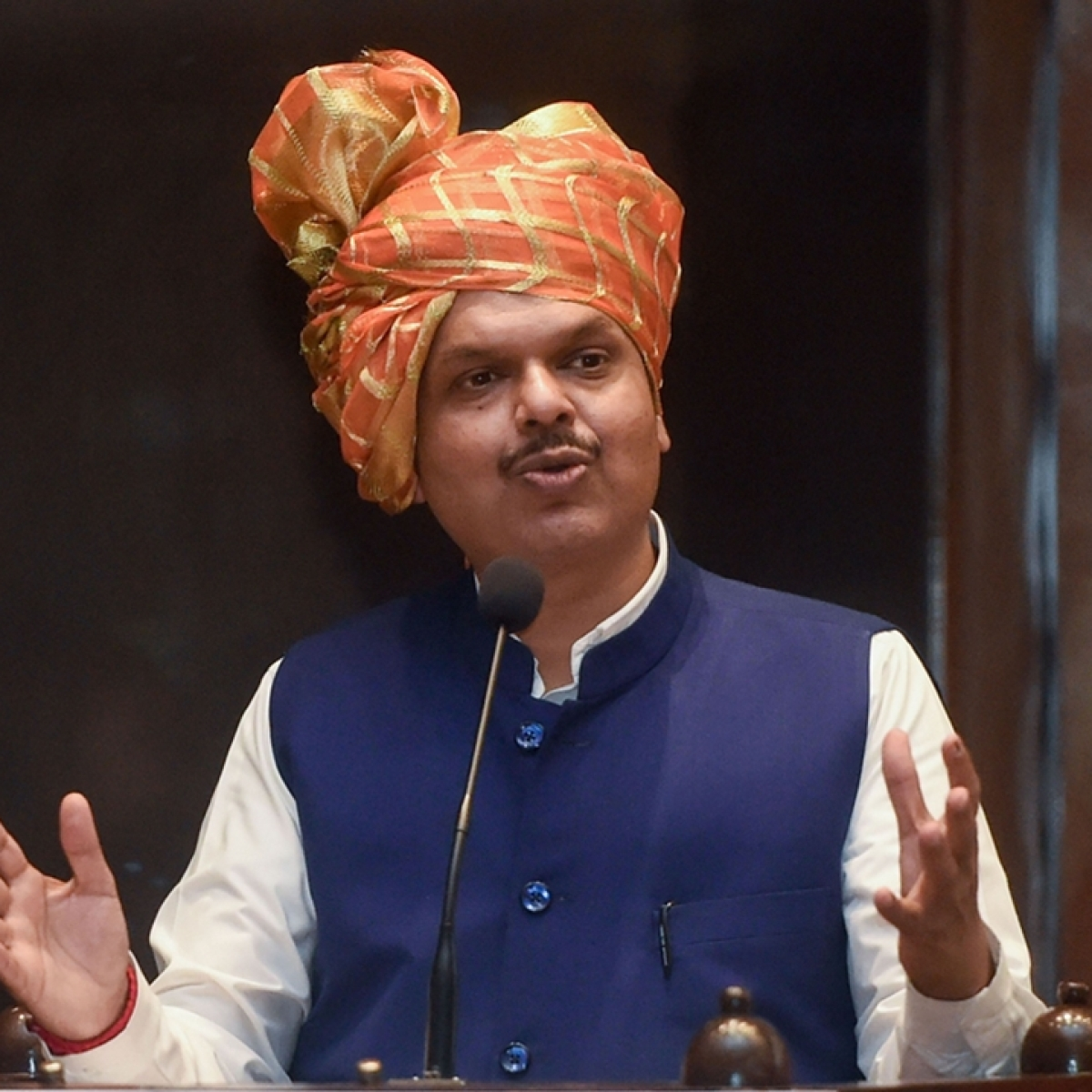 BJP may drop Devendra Fadnavis and appoint someone who is amenable sharing CM's post with the Shiv Sena