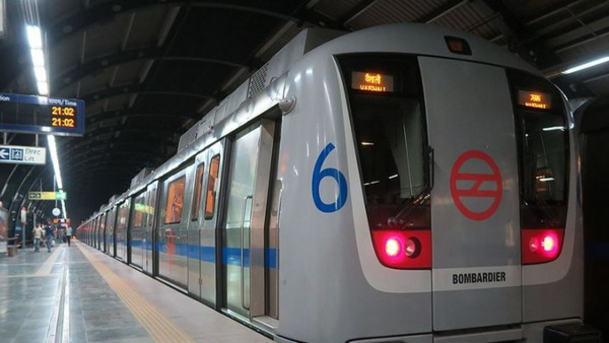 Delhi Metro operations affected for third time in a day