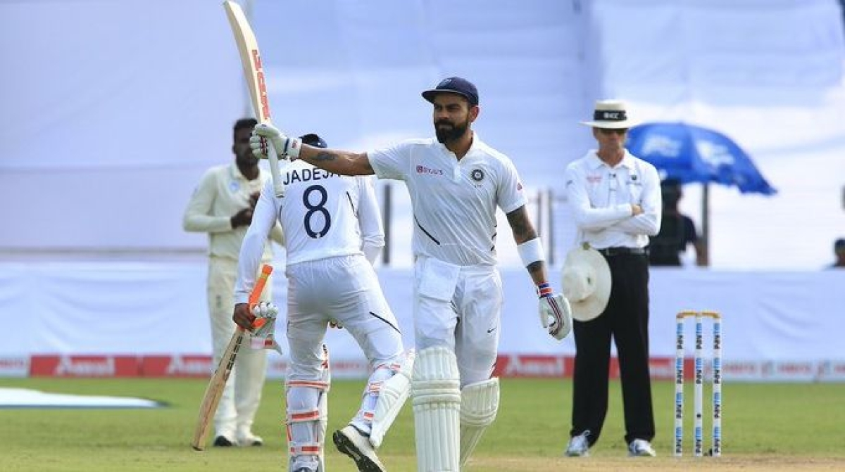 King Kohli remains unbeaten at 254, India declare at 601/5 against South Africa