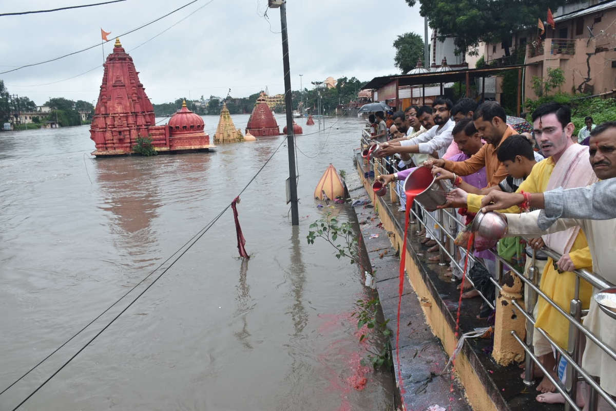Bhopal: State seeks over Rs 7K crore from Centre for flood damage