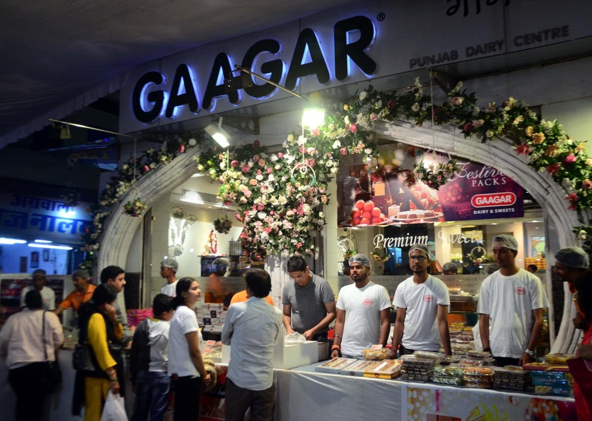 Bhopal: Gold Sweet at Rs 12k per kg in Diwali platter