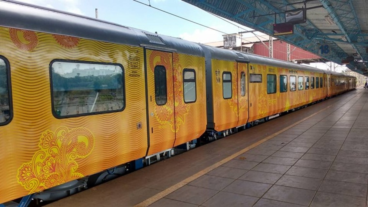 Mumbai-Ahmedabad Tejas Express to start running regularly from January 2020