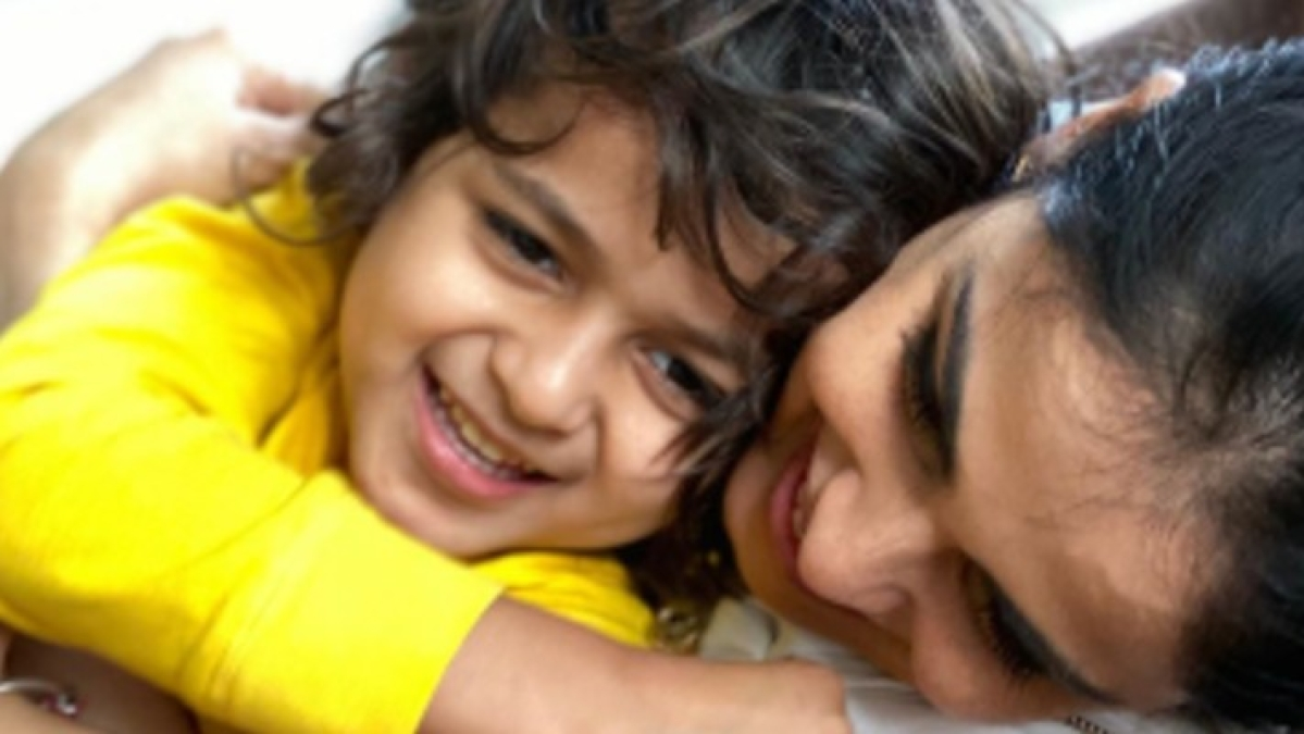 Genelia Deshmukh shares an emotional post as her firstborn Riaan turns 5