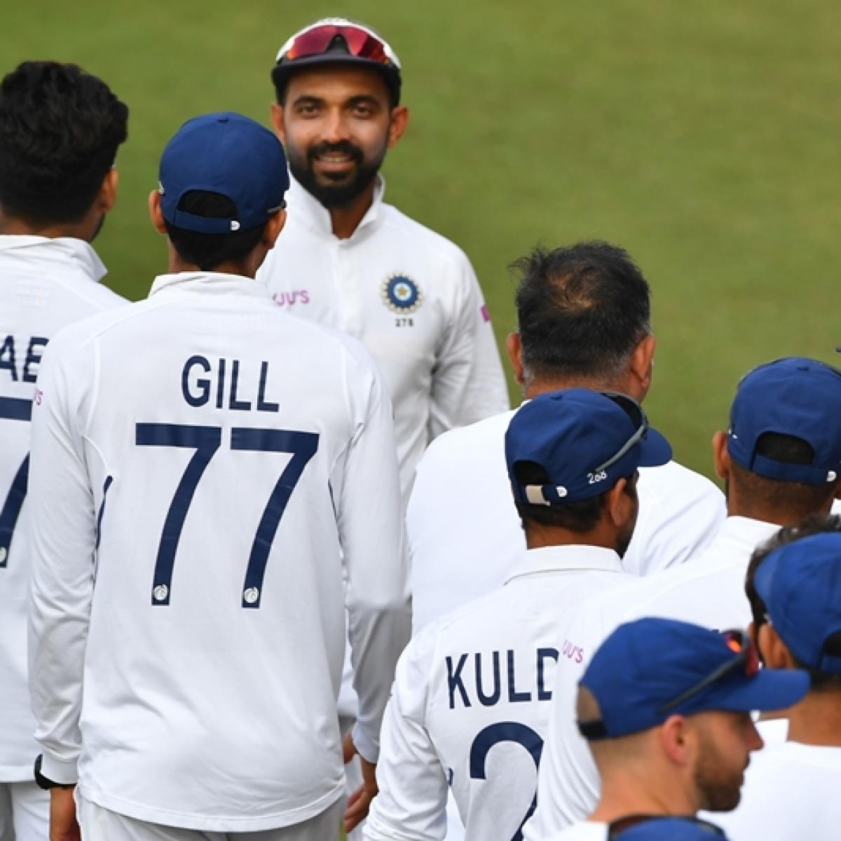 5 Indians in ICC top 11 test list