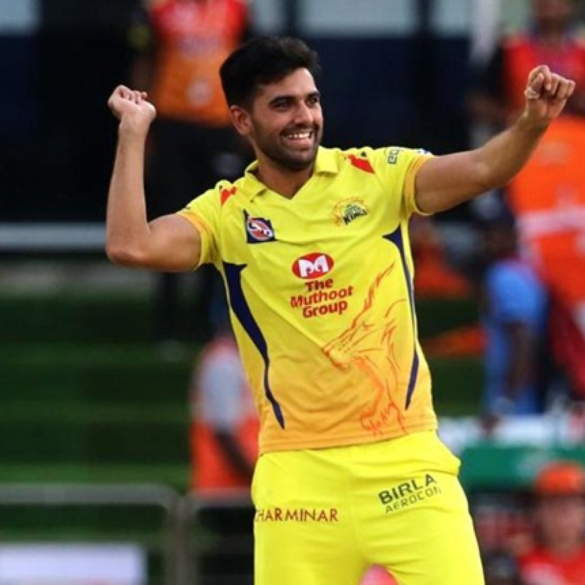 How Dhoni and CSK helped Chahar
