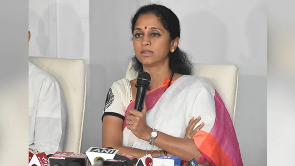 NCP's Supriya Sule urges Nirmala Sitharaman to provide policy incentives to encourage investments in health sector