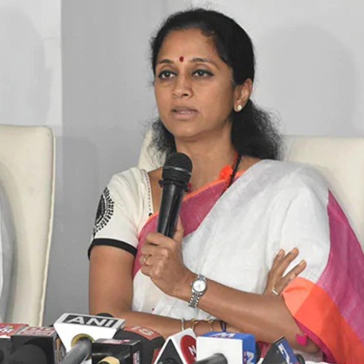 'Modi-led govt is behaving in a prejudiced manner': Supriya Sule after Maharashtra's Republic Day tableau rejection