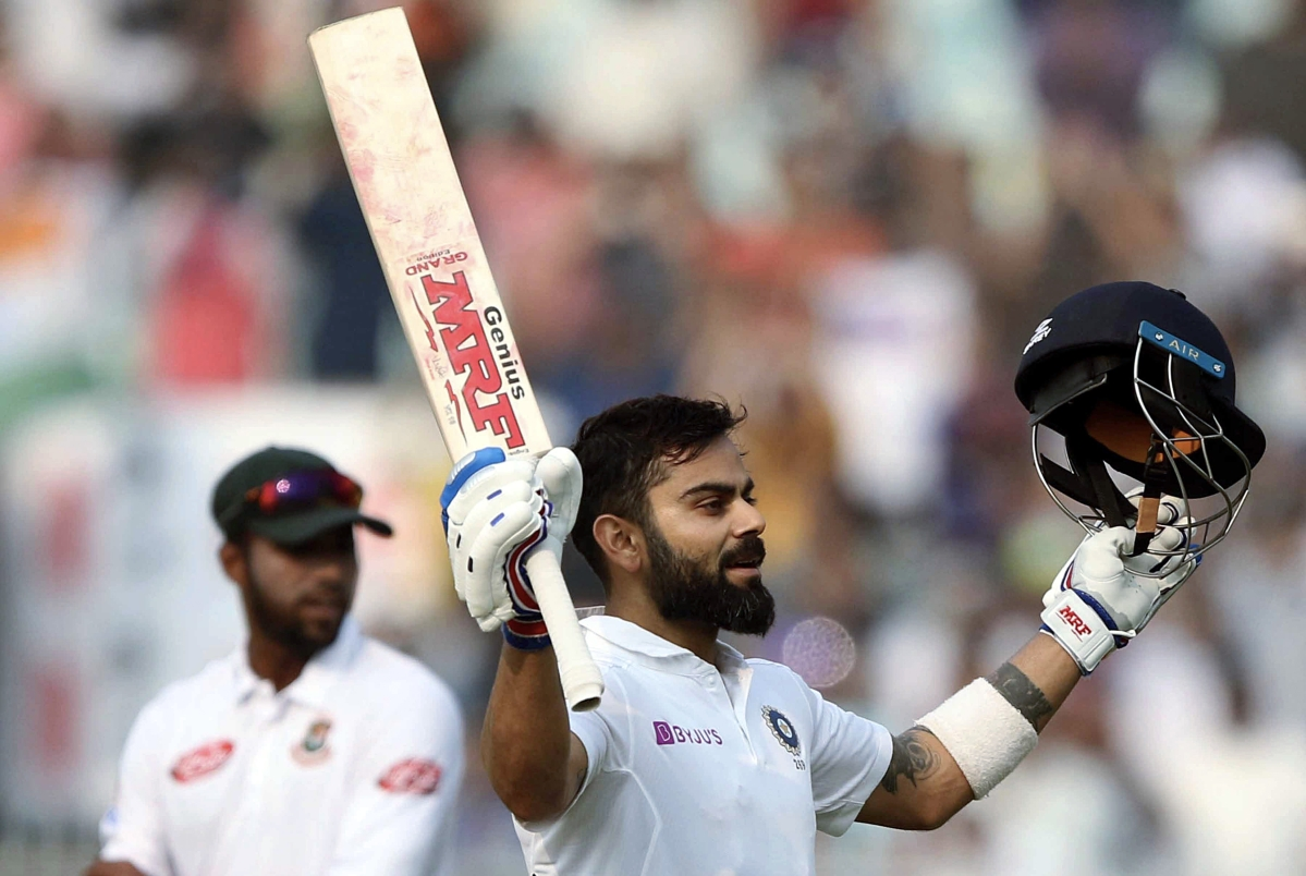'What a Player': Twitter lauds run machine Virat Kohli's century
