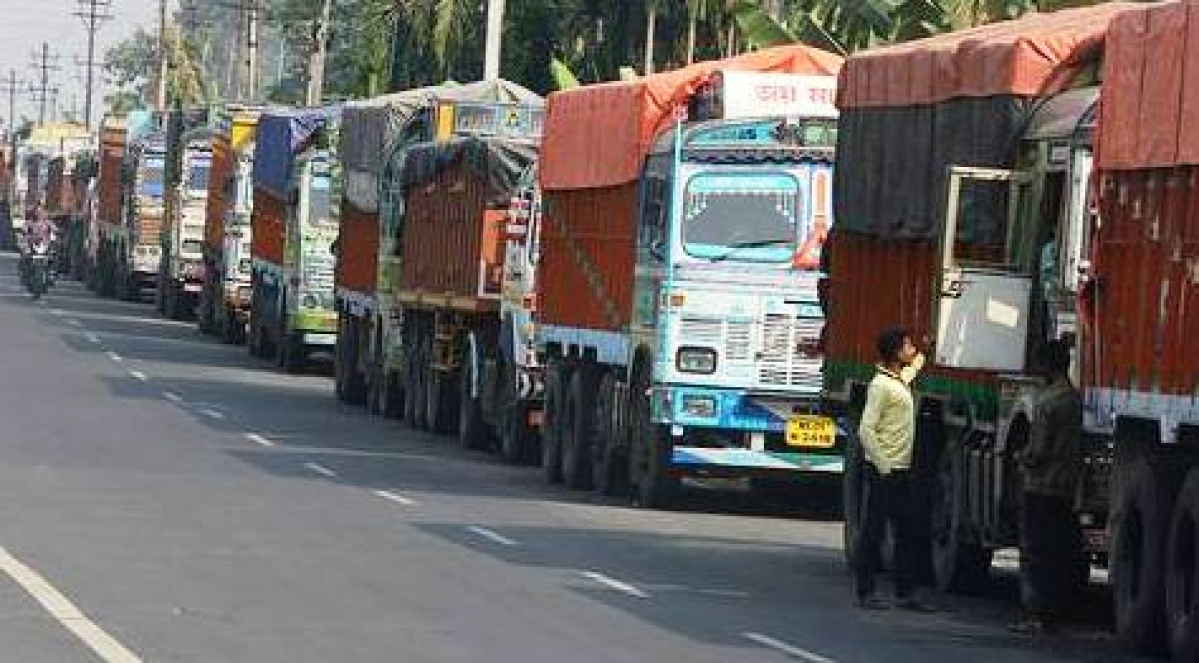 Indore: Truckers to go on indefinite strike again