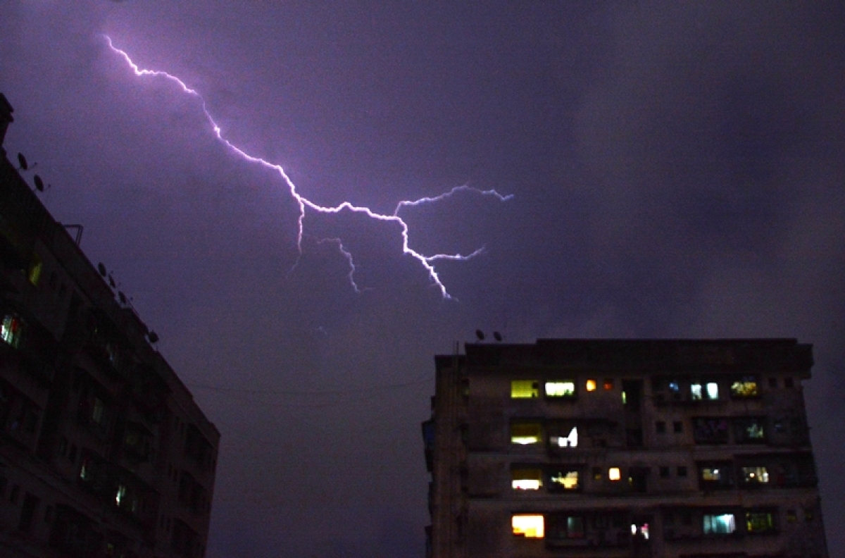Expect more thunderstorms, moderate rain over the next two days, says IMD