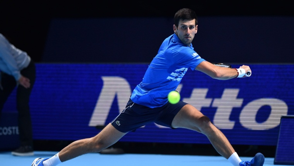 'Doesn't really matter': Novak Djokovic on match against Roger Federer after losing ATP Finals match to Dominic Thiem