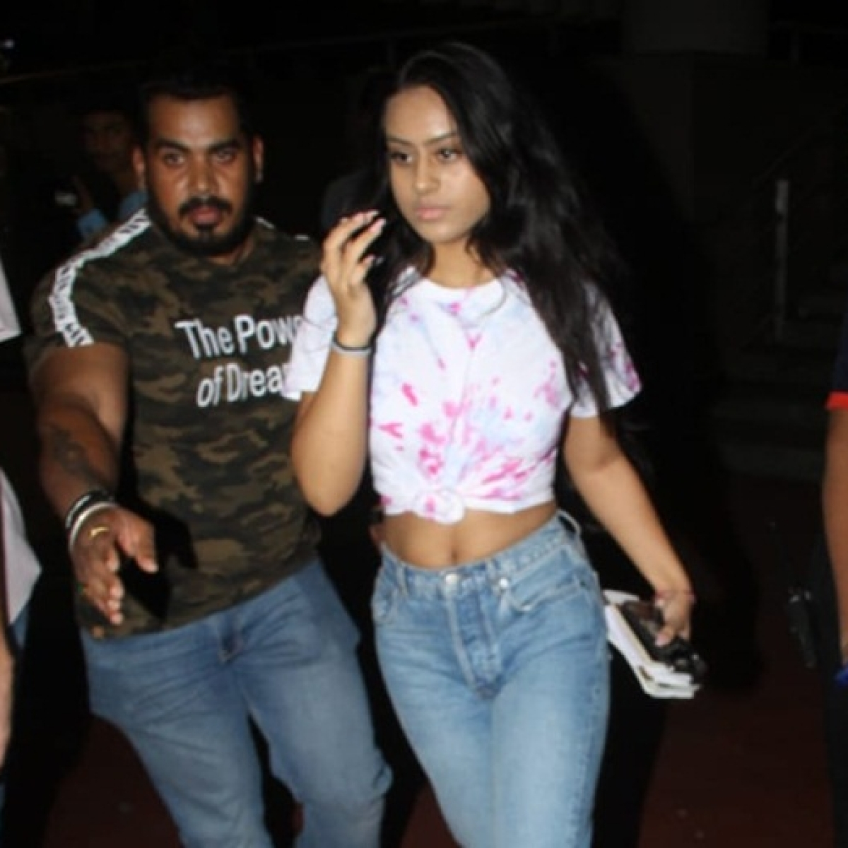 Nysa Devgan's toned abs at 16 are making the internet envious