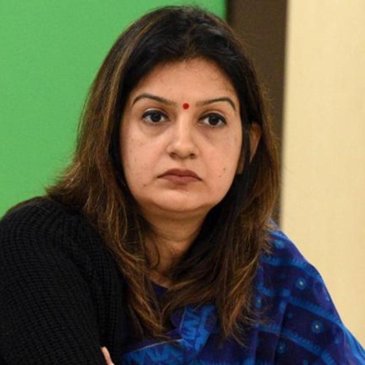 Glad to give you employment: Priyanka Chaturvedi hits back at Maha BJP trolls
