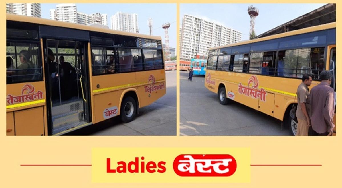 BEST Tejaswini buses