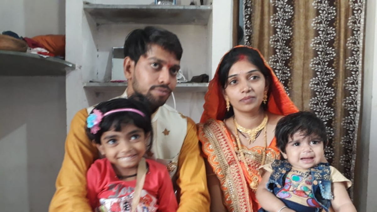 Segaon: Father gets kalyani daughter-in-law remarried to younger son