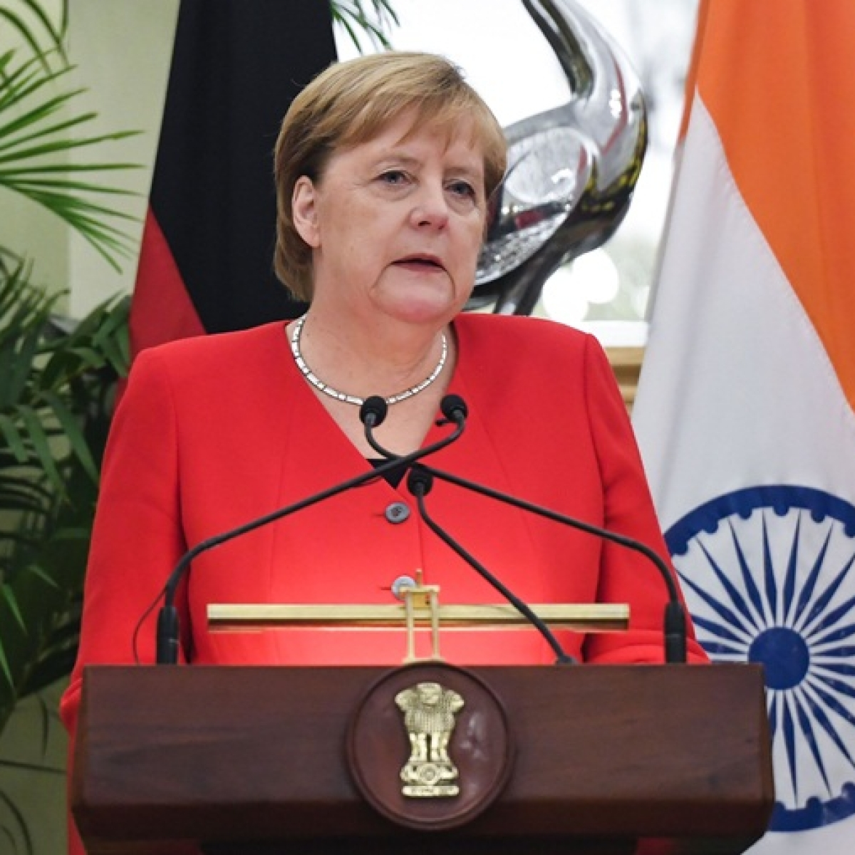 Angela Merkel criticises Modi on Kashmir, says 'situation there is unsustainable, not good'