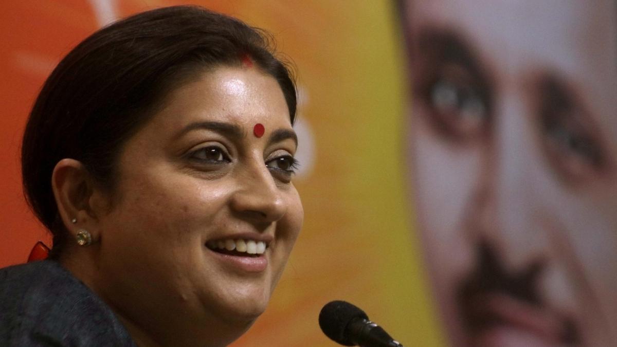 'Law has taken its course…': Smriti Irani on former BJP MLA Sengar's conviction