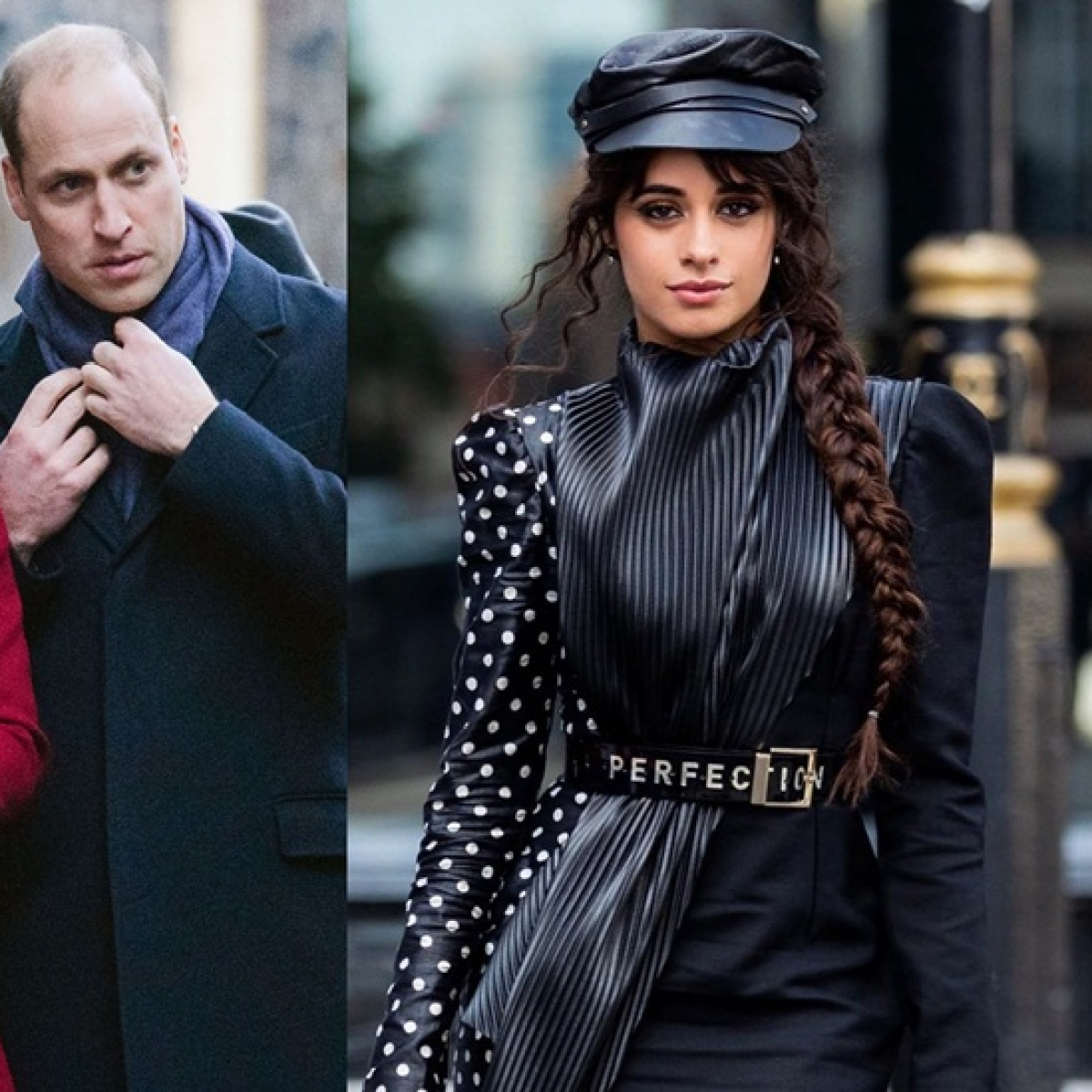 Royal couple reacts to Camila Cabello stealing pencil from Kensington Palace