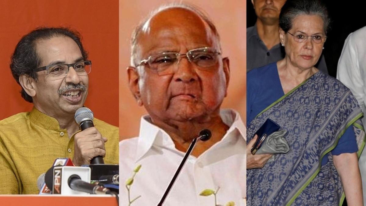Maha Govt Formation: Final meeting between Sena-Cong-NCP underway