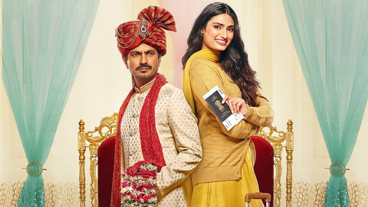 'Motichoor Chaknachoor' not postponed, Bihar court stays release of Nawazuddin Siddiqui, Athiya Shetty starrer