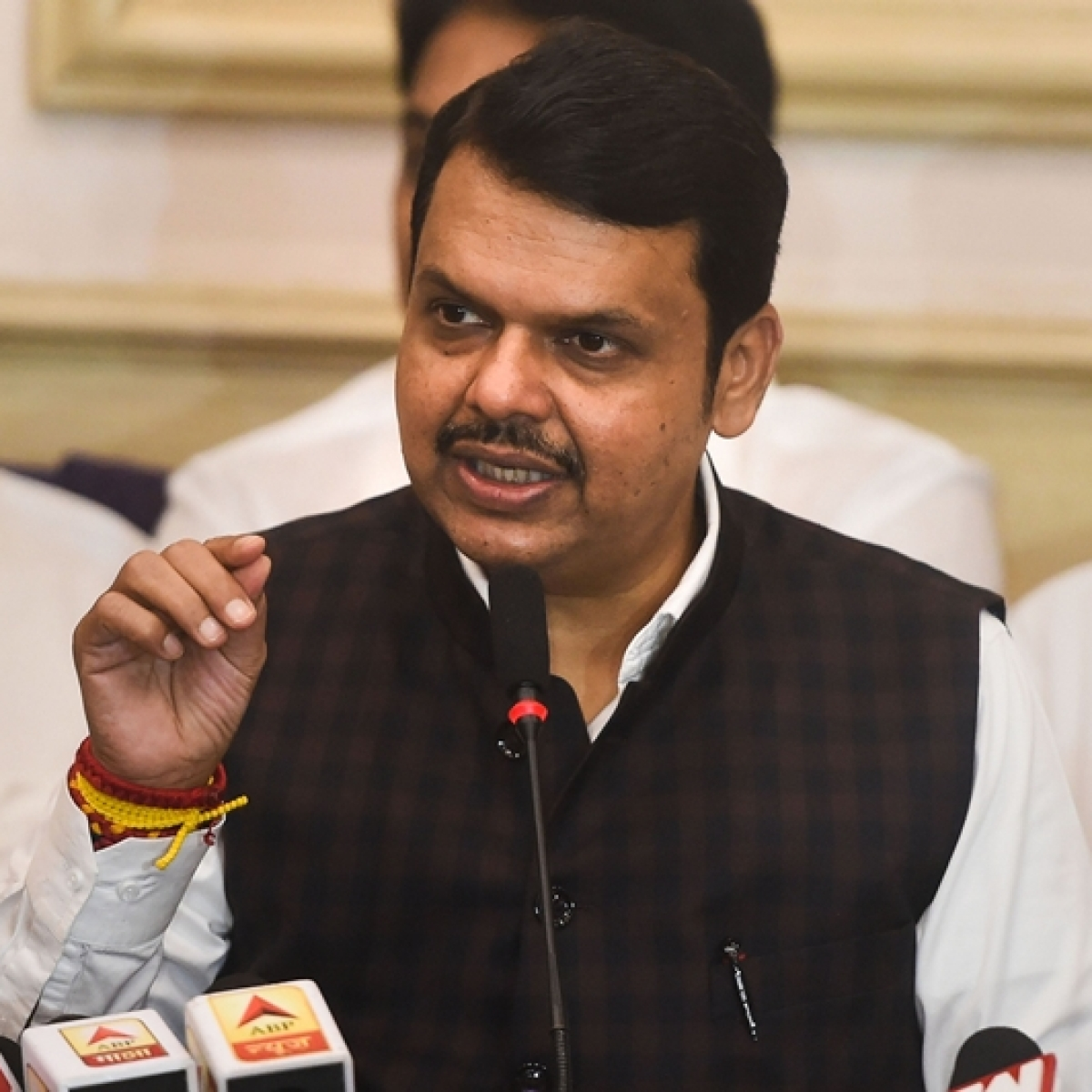 Confused state of mind: Saamana editorial slams Devendra Fadnavis after he claims differences in Maha Vikas Aghadi