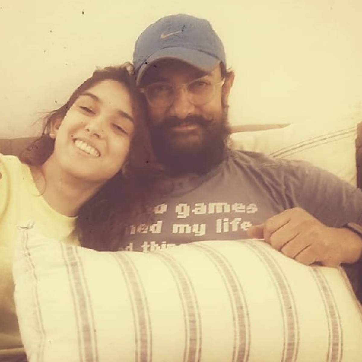 Aamir Khan's daughter Ira Khan says there's  no pressure being a star kid