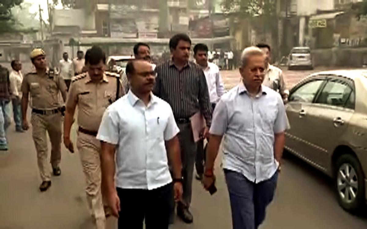 Tis Hazari Court clash: Four cases registered between police, advocates