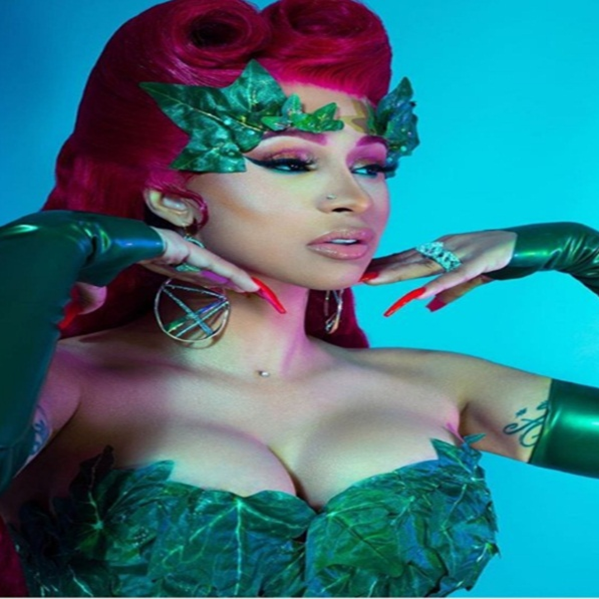 Cardi B shares adorable video of daughter Kulture Kiari dancing on a song