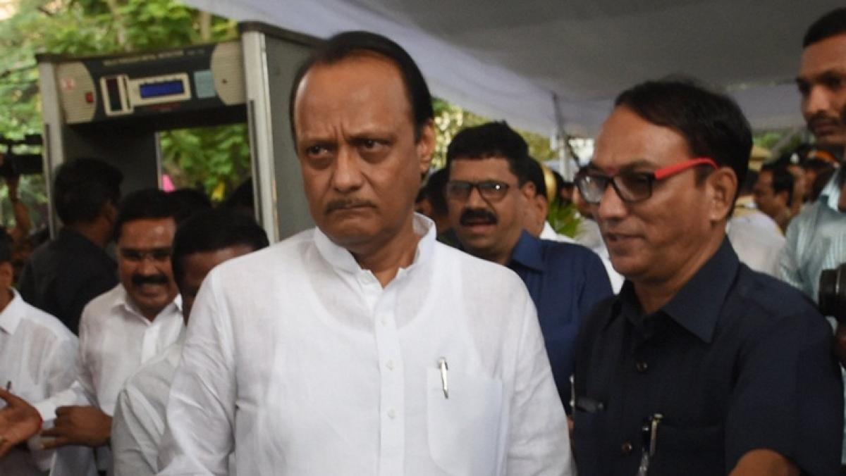 It was courtesy meet: Ajit Pawar plays down rendezvous with BJP MP Pratprao Chikhalikar