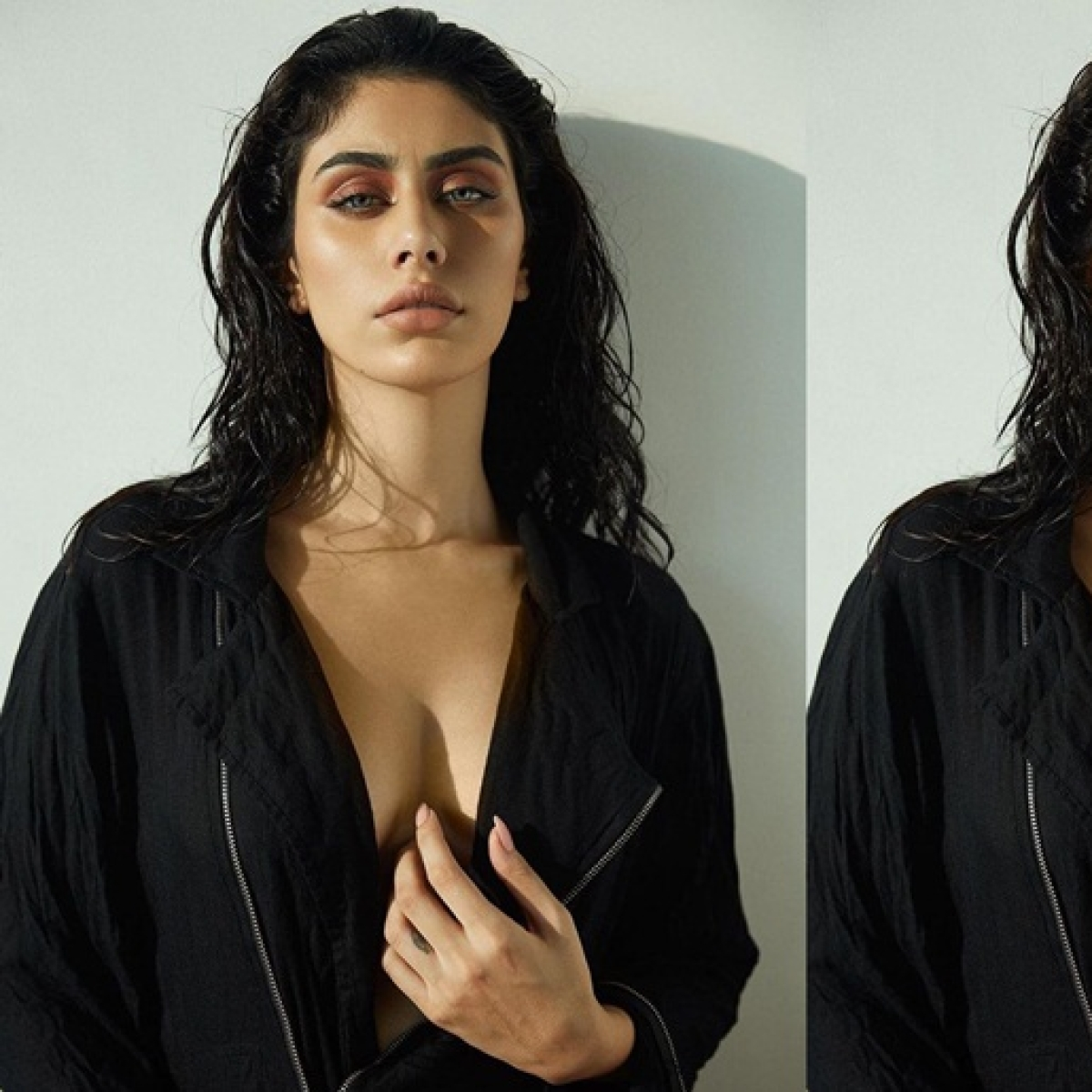 'Loveyatri' actress Warina Hussain's sexy braless picture has the internet ogling