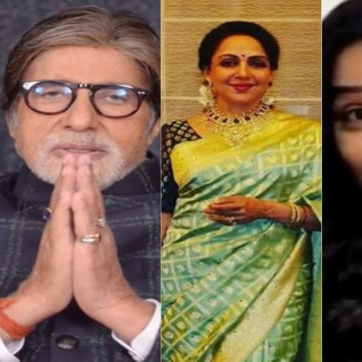 Amitabh Bachchan, Hema Malini and other Bollywood celebrities wish fans on Guru Nanak Dev's 550th birth anniversary