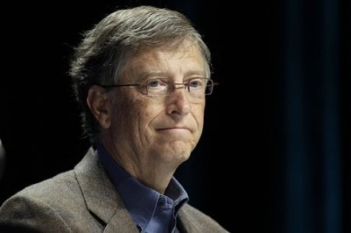 Bill Gates to address global conference on agri-statistics in India
