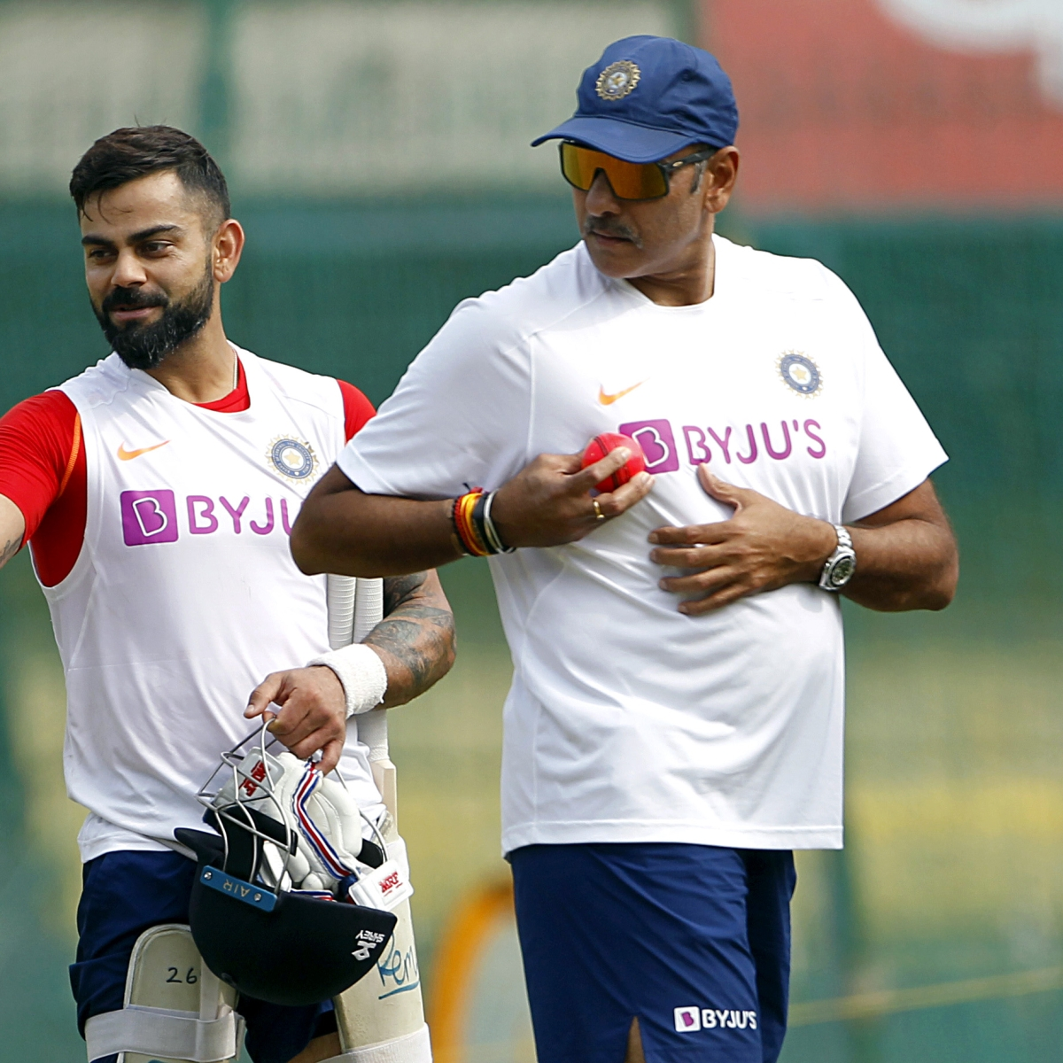 Virat Kohli's captaincy feat vs Australia hard to emulate, says head coach Ravi Shastri