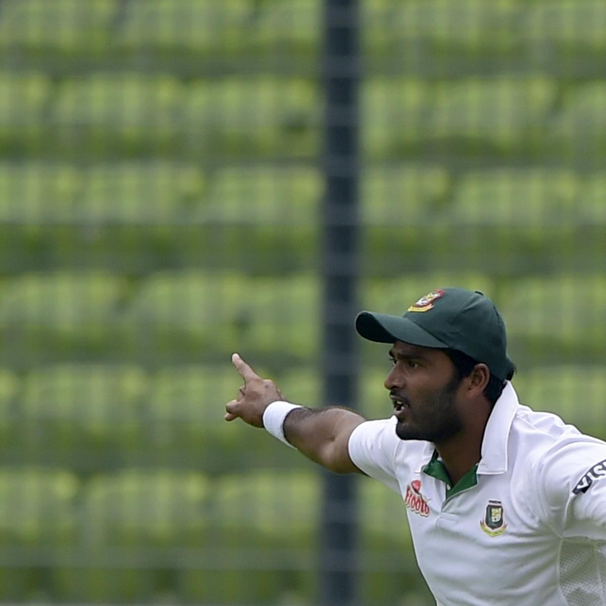 Bangladesh bowler Shahadat Hossain assaults teammate, banned for five years